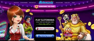 official Page of slotomania free coins