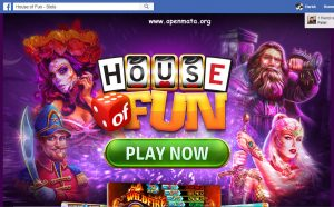 House of Fun Facebook page